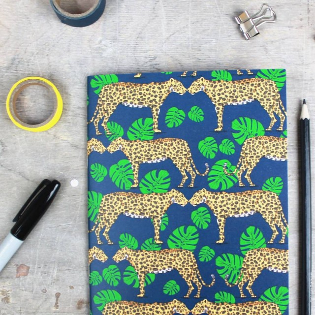 Leopard Notebook
