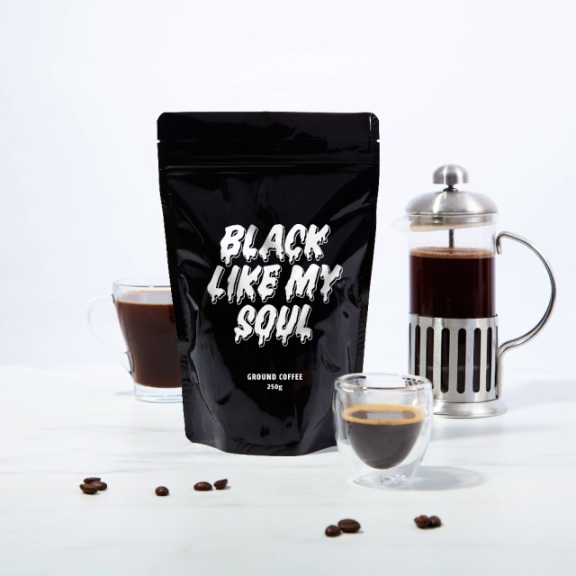 Black Like My Soul Coffee