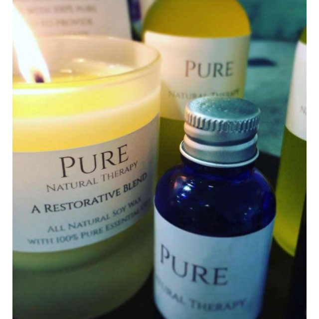 Pure Restore - Boxed Candle
