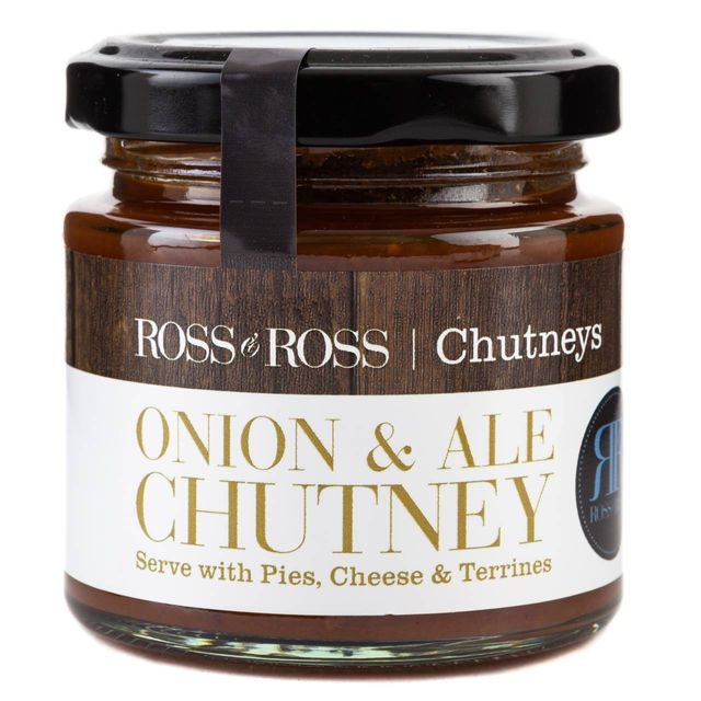 Onion & Ale Chutney