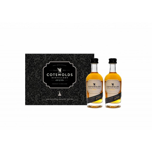 Cotswolds Miniature Whisky 5cl
