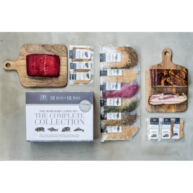 Homemade Curing Kit .. Complete Collection