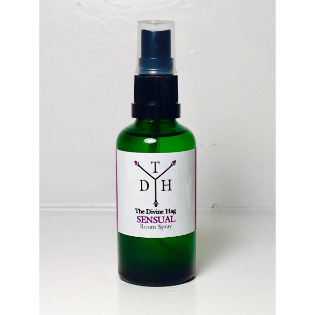 Organic Sensual Aromatherapy Spray 100ml