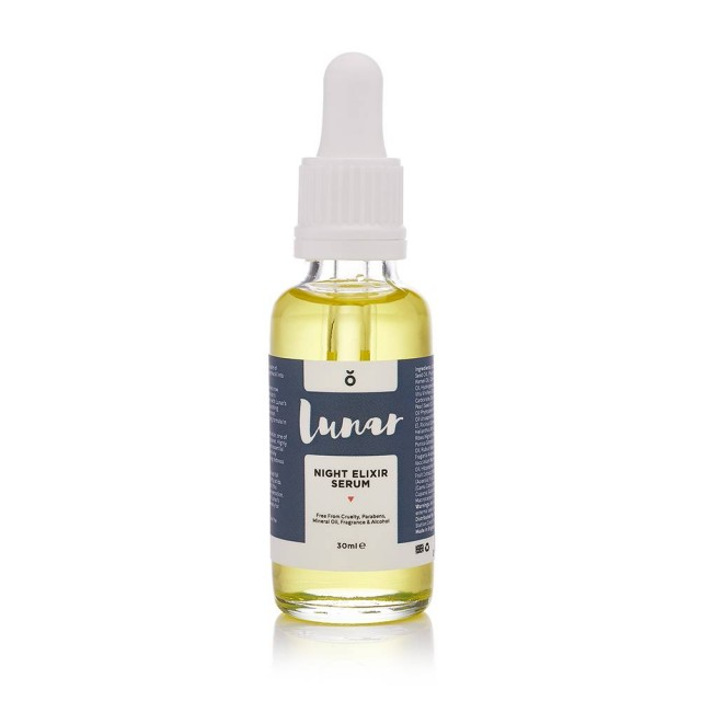 Lunar Glow Night Elixir Serum 30ml