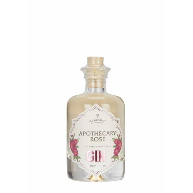 Apothecary Rose Miniature - Secret Garden Gin