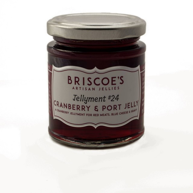 Cranberry & Port Medium Sized Jars 130g