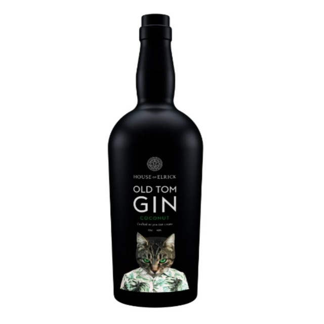 House Of Elrick Old Tom Coconut Gin