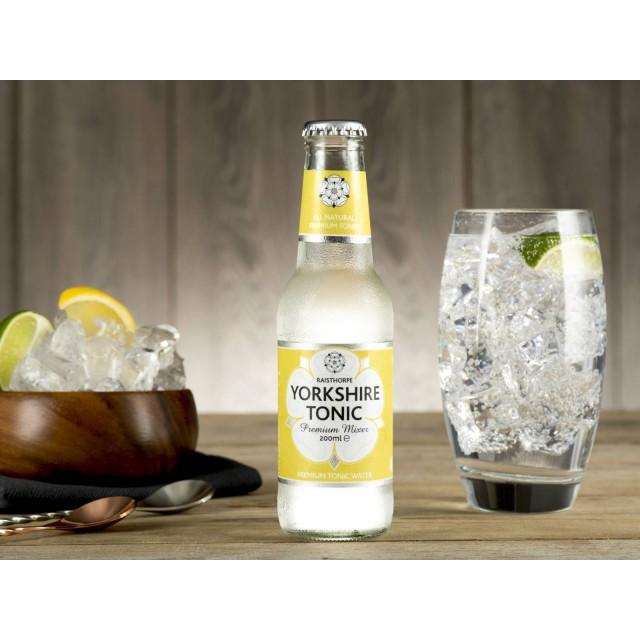 Yorkshire Tonic - Premium Tonic Water - 200ml
