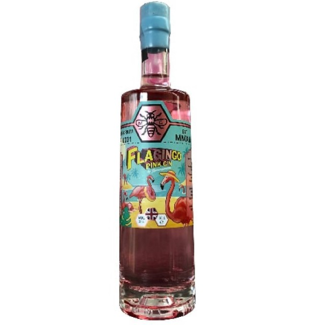 Flagingo Pink Gin 50cl