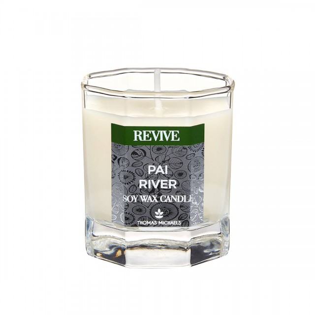 Soy Wax Candle - Pai River - Revive