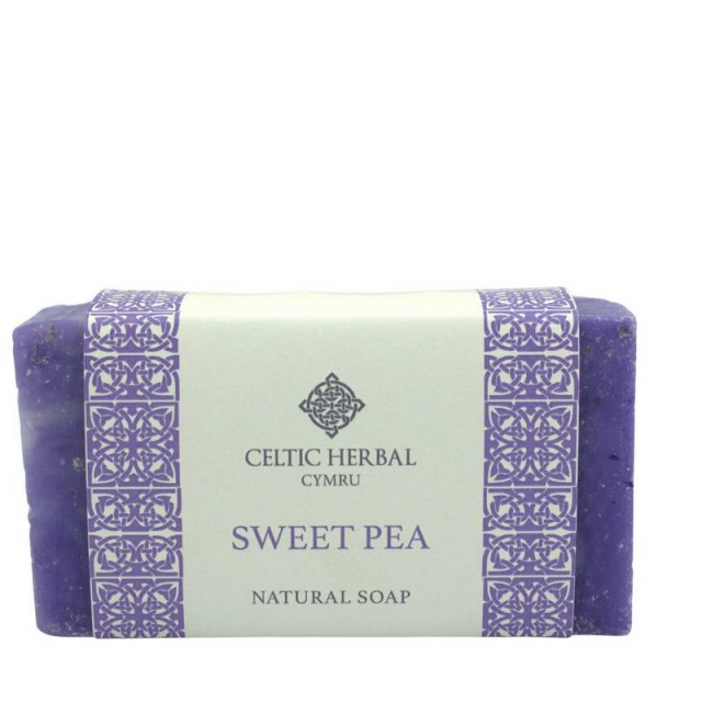 Sweet Pea Soap 100g
