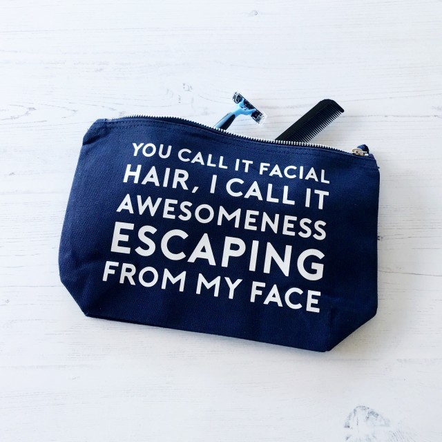 Awesomeness Gents Wash Bag