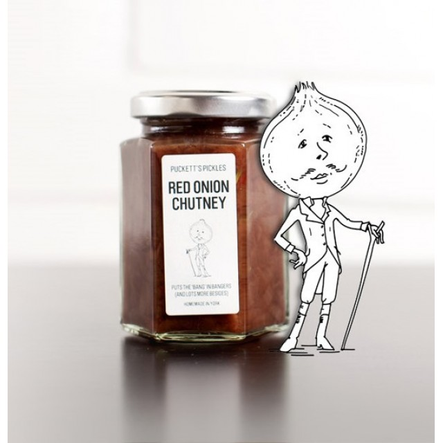 Red Onion Chutney - Case Of 6
