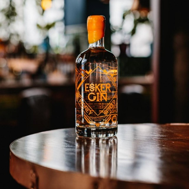 Esker Honey Spiced Gin