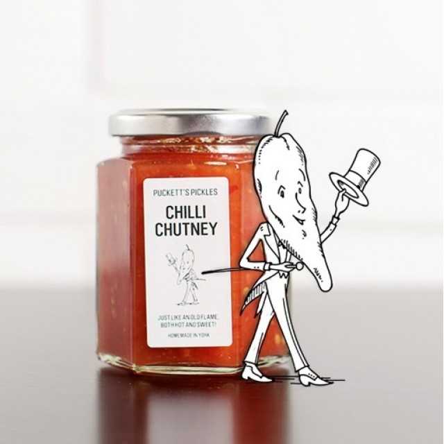 Chilli Chutney - Case Of 6